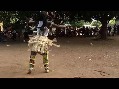 Kouroussa:  Doundounba with Hamanah Percussion (3)