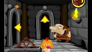 Счастливая обезьянка: Уровень 218 (Monkey Go Happy Stage 218)