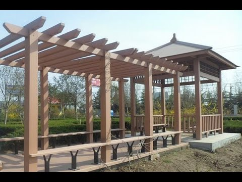Vinyl Pergolas Kits Cheap Sale