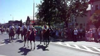 Wojewódzkie dożynki w Kamienicy 2011r. cz.1