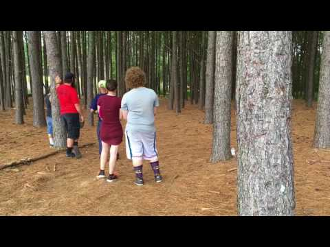 2017 Discraft Ace Race at Oakboro District Park