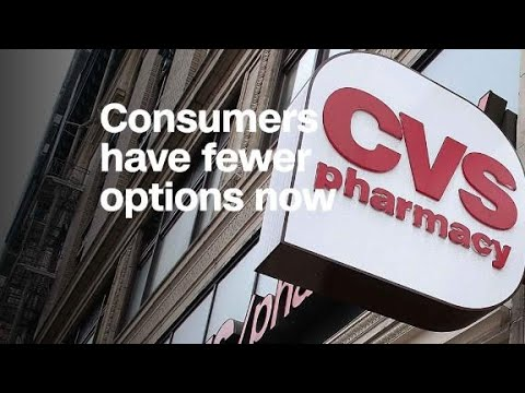 Why consumers have fewer choices than ever