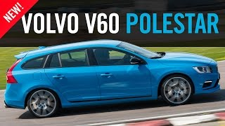 2015 Volvo V60 S60 Polestar First Drive Review
