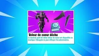 IN THE COMMITE: NEW - PACK VOLEUR DE COEUR- DISPONIBLE IN THE BOUTIQUE!!