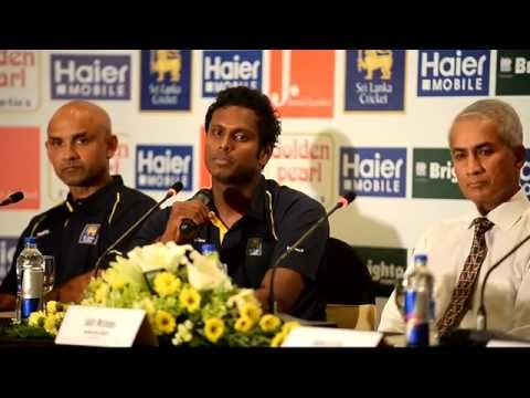 Pakistan tour of Sri Lanka 2015 - Press Conference