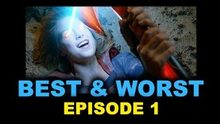 Supergirl Episode 1 Review aka Reaction - Beyond The Trailer