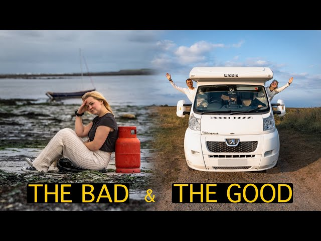 Challenges of Vanlife in Scotland   What are we going to do?