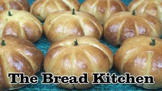 Pumpkin Bread Dinner Rolls Recipe In The Bread Kitchen