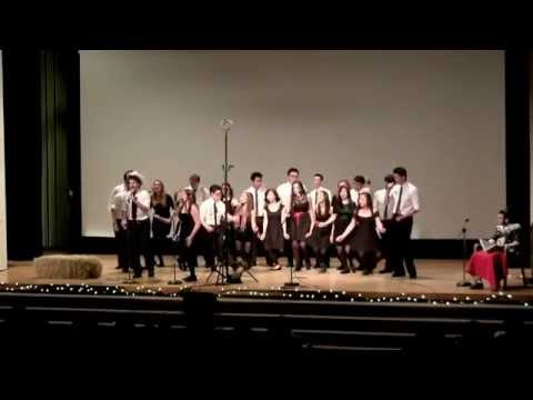 UBC A Cappella - 'Chicken Fried' - Zac Brown Band