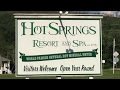 Hot Springs Downtown Tour