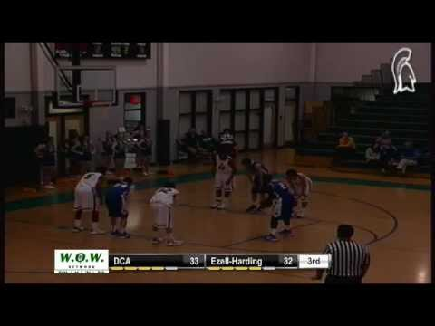Boys Basketball- Ezell-Harding Eagles vs. Donelson Christian Academy Wildcats