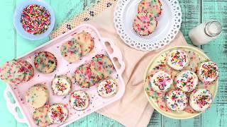 Funfetti Sugar Cookies | Southern Living
