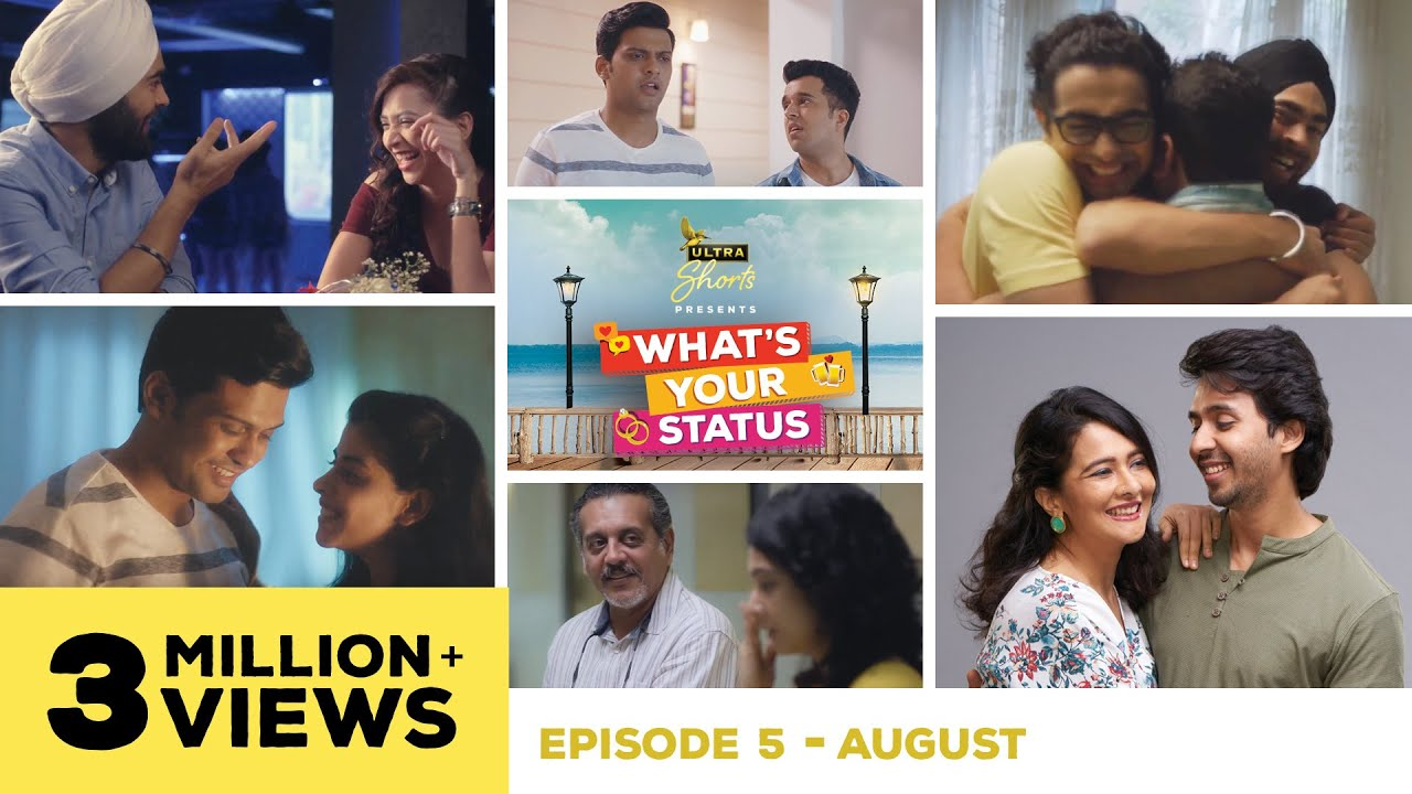 Download What's Your Status   Web Series   Episode 5 -  August   Season Finale   Cheers!