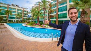 СКИДКА 26000 евро! Недвижимость в Турции, Квартира Пентхаус в Алании, Турция