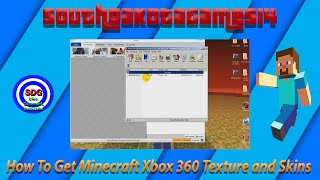 How To Get Minecraft Xbox 360 Texture and Skins