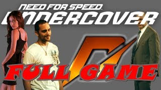 Need for Speed Undercover Gameplay Walkthrough | Full Game