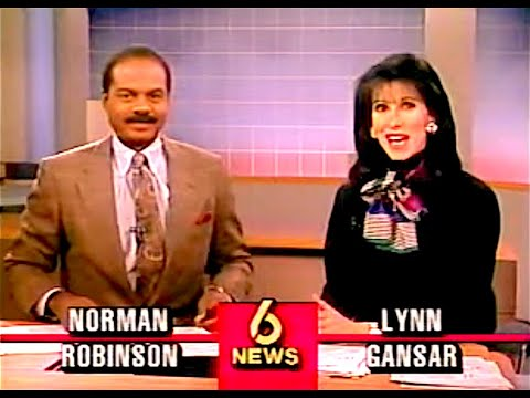 WDSU-TV NEWS at 5:00 (Director Track) 1992