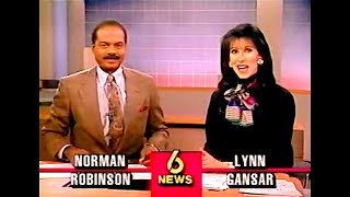 WDSU-TV NEWS at 5:00 (Director Track) 1992