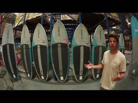 Riviera 2017 Standup Paddle Board Line Tour
