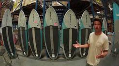 Riviera 2017 Standup Paddle Board Line Tour