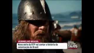 Vermelho Brasil - Reportagem RTP