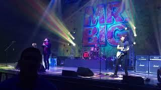 Mr. Big Live in Manila 2017 October 12, 2017 The Kia Theatre.