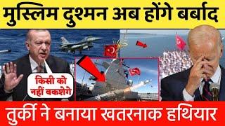 Turkey President Rajab Tayyab Erdogan Big Achievement तुर्की ने किया बड़ा कारनामा