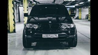 Покупка (Легенда фильма БУМЕР 2) BMW X5 E53