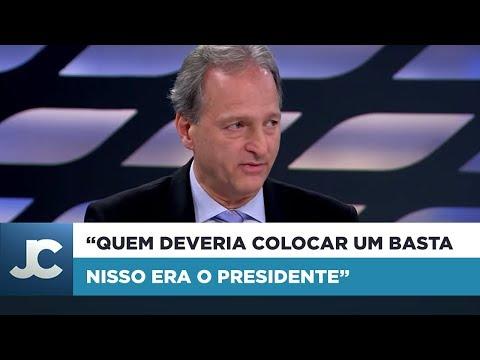 Kapaz sobre as polêmicas envolvendo Carlos Bolsonaro