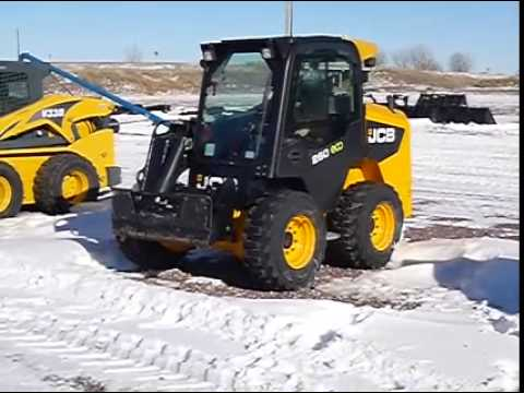 2012 JCB 260 ECO For Sale - YouTube