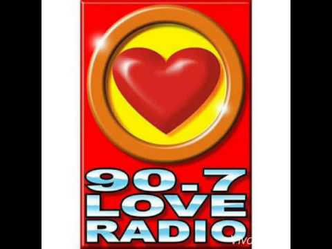 90.7 Love Radio Greetings from Papa Jack
