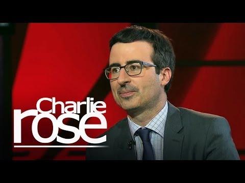 John Oliver on His Big Break | Charlie Rose