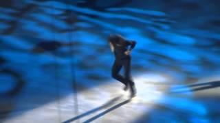 Стефан Ламбьель в Москве на шоу Ильи Авербуха 27.04.2014