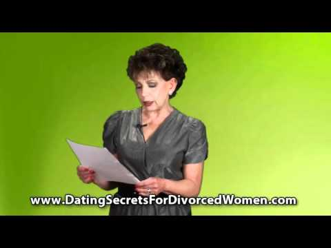 Dating Men Over 40 [Dating A Divorced Woman]