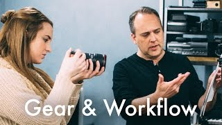 Documentary Filmmaking Behind the Scenes | Creative Spaces TV Pre - Post Production