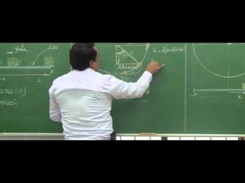 Movimiento Armónico Simple - Prof Miguel García