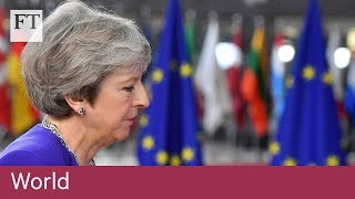 How EU summit will shape Brexit and Theresa May's future