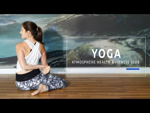 Yoga - Atmosphere Health & Fitness Club