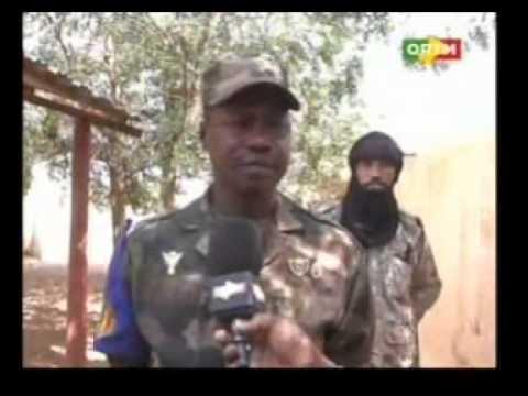 Kidal :Opération conjointe Serval MINUSMA et forces Malienne dans la région