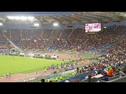 IL GIORNALE DI ROMA - Roma - Inter ingresso squadre