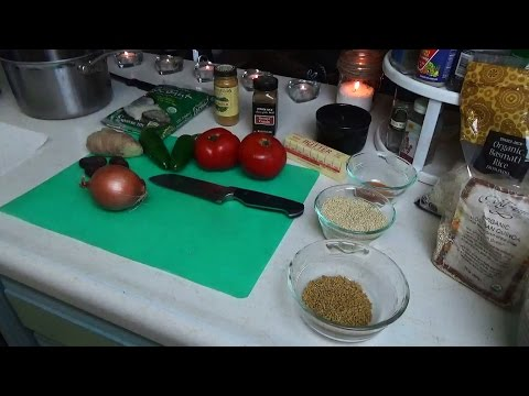 ASMR Healthy Cooking for Tingles and Relaxation