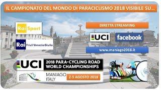 2018 Para-cycling Road World Championship - Individual Road Race