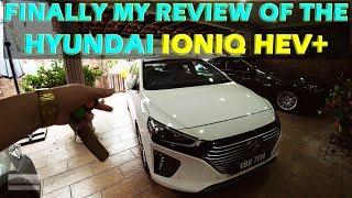 Finally! The Hyundai Ioniq Review by Louis Siah (2018) #hyundaiioniq #hyundaimalaysia