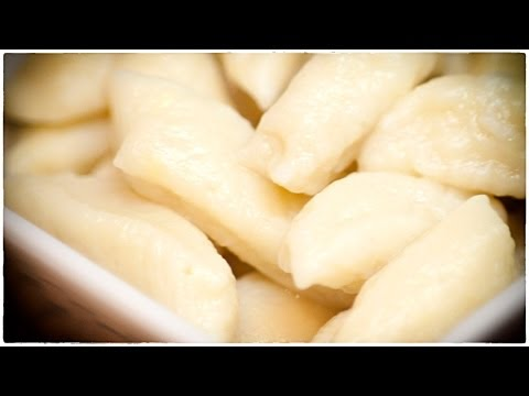 Polish Potato Dumplings - Kopytka - Recipe #68