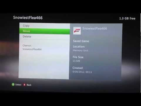 How To Hack Forza 4 Xbox 360 Quick and Easy (Without Transfer ...
