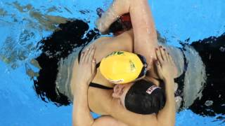 Missy Franklin wins Olympic gold, sets world record
