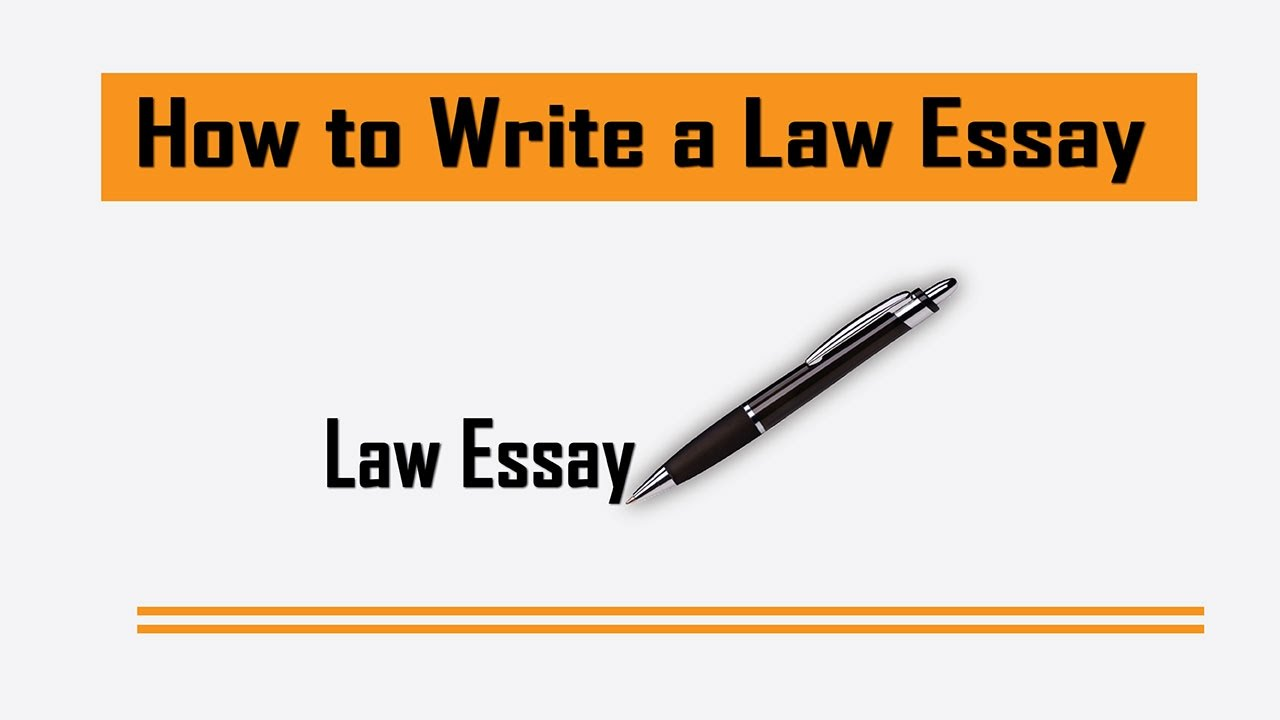 law school essay writing tips