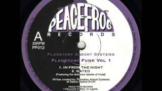Planetary Assault Systems - In From The Night,good