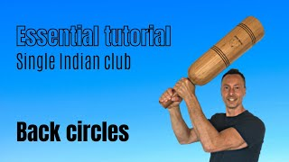 Mudgar/ Mugdar exercises #2 | Back circle \u0026 variation