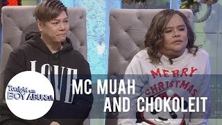 TWBA: MC Muah and Chokoleit's friendship